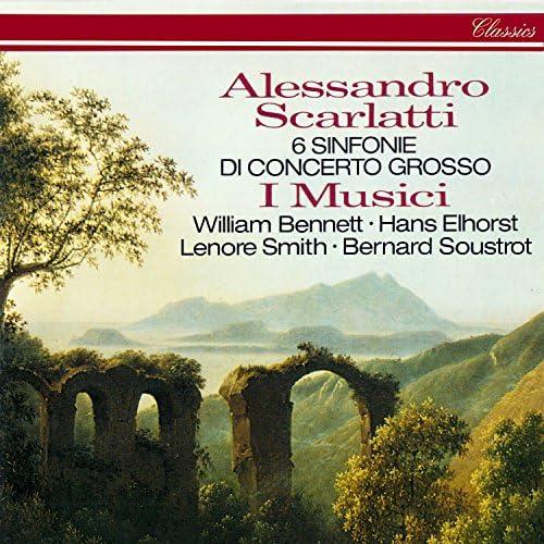 I Musici & William Bennett