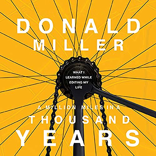 A Million Miles in a Thousand Years     What I Learned While Editing My Life              Written by:                                                                                                                                 Donald Miller                               Narrated by:                                                                                                                                 Donald Miller                      Length: 5 hrs and 11 mins     7 ratings     Overall 4.4