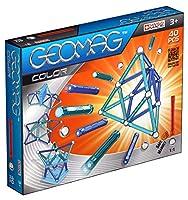 Costruzioni magnetiche Barrette di colore Blu e Turchese Sfere e barrette in acciaio cromato Possibilità di combinare un numero illimitato di strutture Un nuovo modo di giocare, senza porre limiti alla fantasia