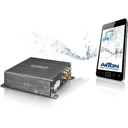 Axton A500dsp 5 Kanal Dsp Vorverstärker Mit Ios Und Android Steuerung Elektronik