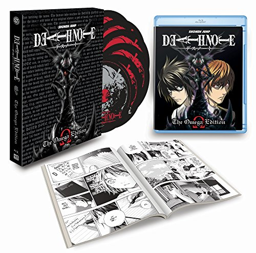 Death Note: Omega Edition [Blu-ray]