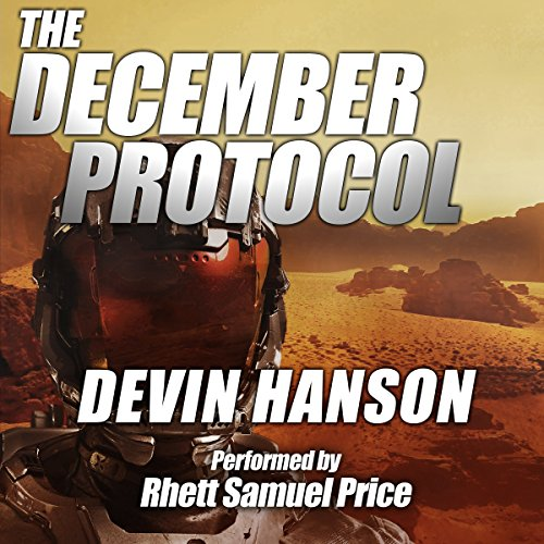 The December Protocol audiobook cover art