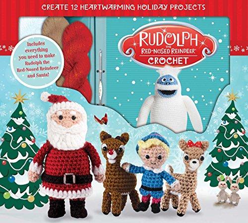 Rudolph the Red-Nosed Reindeer Crochet (Crochet Kits)