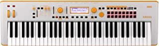Korg Kross 2-61 61-key Synthesizer Workstation - Limited Edition Neon Orange/Gray