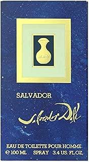 Salvador Dali By Salvador Dali For Men. Eau De Toilette Spray 3.4 Ounces