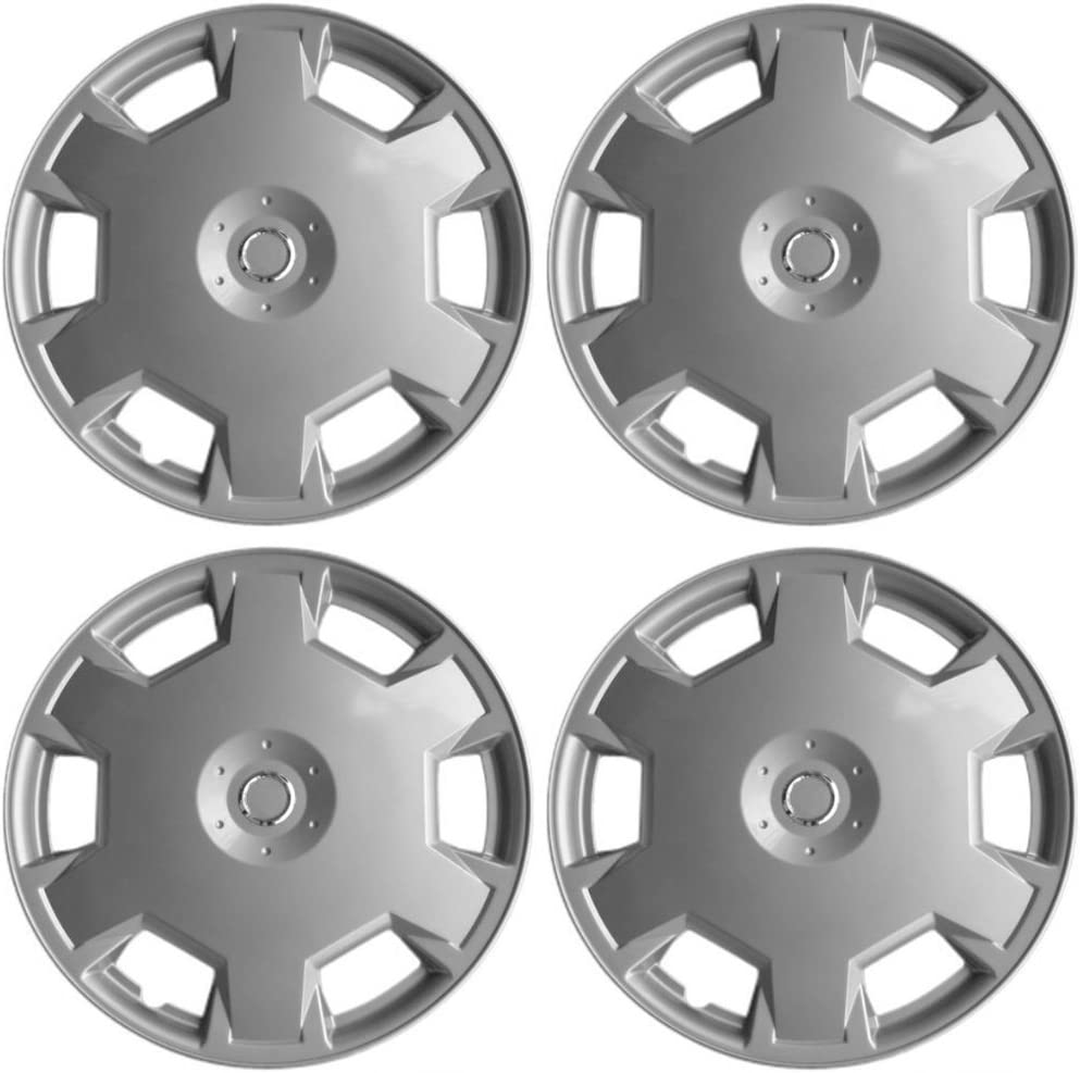 wholesale 15 inch Hubcaps Best for 2009-2014 Nissan - Whe Limited time for free shipping 4 of Versa Set