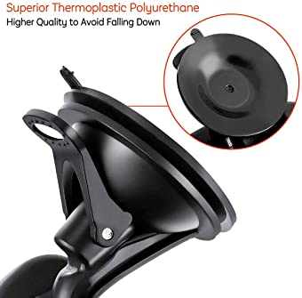 Rearview Car Mirror, Ideapro Baby Car Mirror for Forward Facing Infant with Ajustable Suction Cup (Black1)