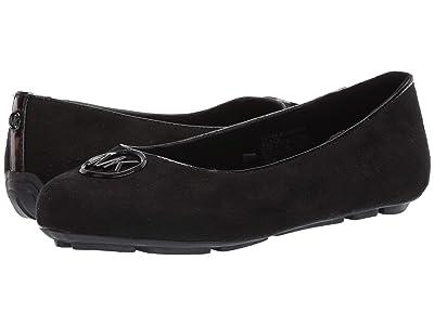 MICHAEL Michael Kors Kids Rover Academia (Little Kid/Big Kid) (Black) Girls Shoes