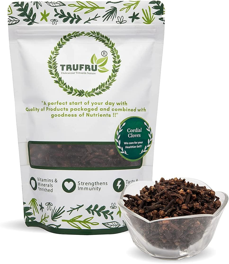 pexal TRUFRU Pure Direct sale of manufacturer and Natural Cordial Cloves 2 Pack 35% OFF of - 50gm