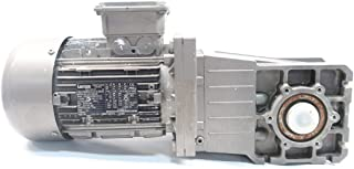 LENZE GKR05-2M HAR 090C32 GEARMOTOR 115.6RPM 3PH 2.41HP 277/480V-AC