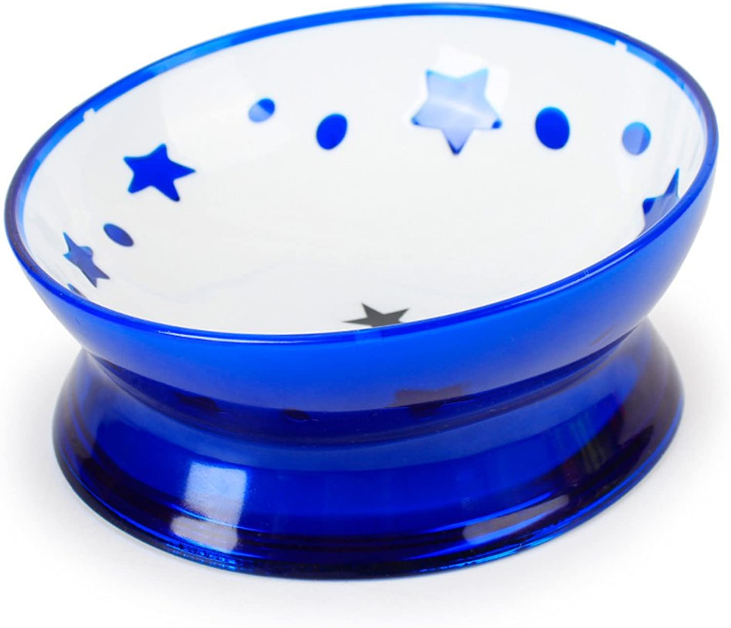 Dog Bowl Cat Bowl Slow Down Feed Dog Cat Feeding Bowl Pet Tilting Bowl Accord With Pet Food Habit BL017