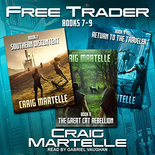 Free Trader Box Set, Books 7 - 9 cover art