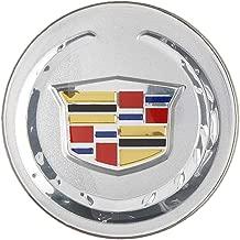 4pcs C083 65mm Car Styling Accessories Emblem Badge Sticker Wheel Hub Caps Centre Cover FOR Cadillac ATS CTS EXT SRX XTS XLR