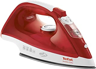 Tefal Steam Iron, Ceramic Soleplate with 100 g shot of steam and Anti-drip - FV1533M0