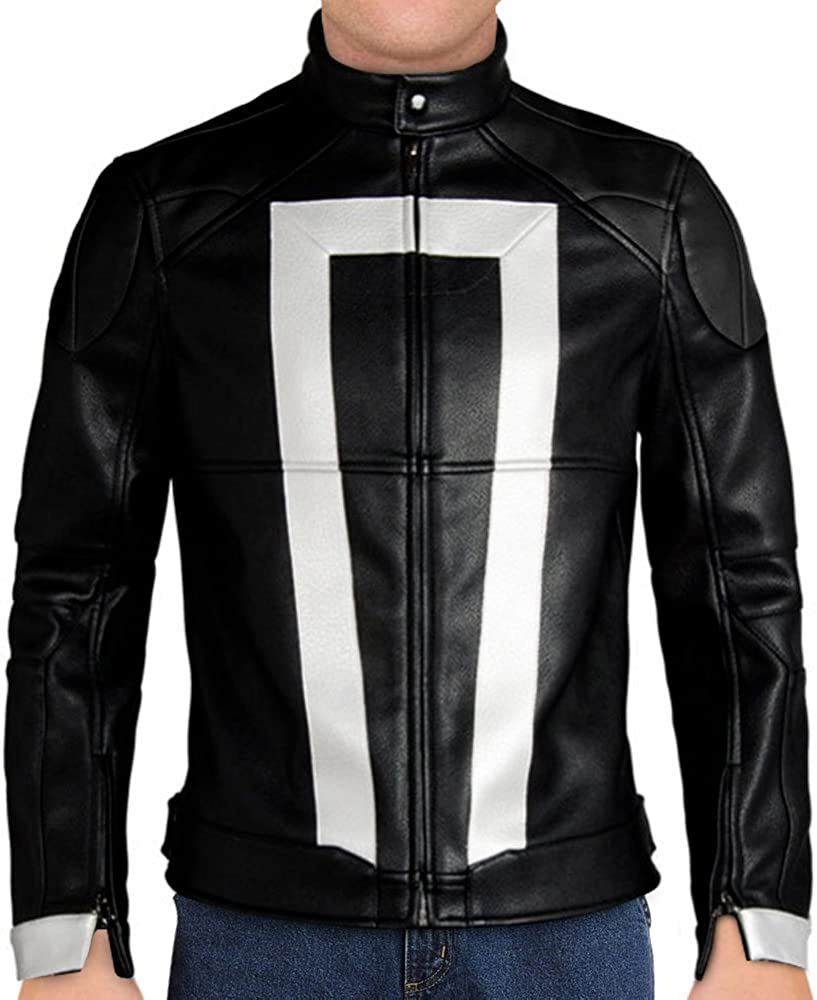 Ghost Shield Ultimate Agents of R.I.D.E.R. Jacket