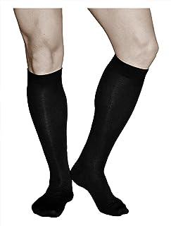 Calcetines Lana Merino 80% Largos de Invierno Hombre Buena Calidad