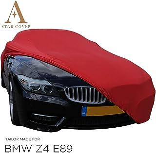 Vollgarage Ganzgarage Mobile L Coupe kompatibel mit BMW Z4 E85 Schutzplane Abdeckung