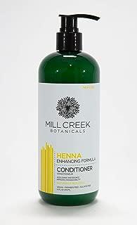 Best mill creek botanicals henna conditioner Reviews