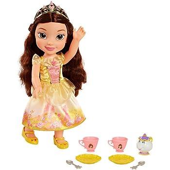DISNEY プリンセス トドラー ドール ベル DISNEY Princess Tea time with BELL &MRE .POTTS