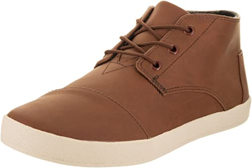 MEN PASEO MID LEATHER LACEUP