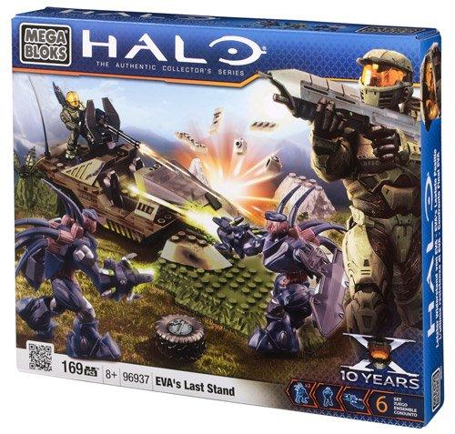 Megabloks Halo EVA's Last Stand