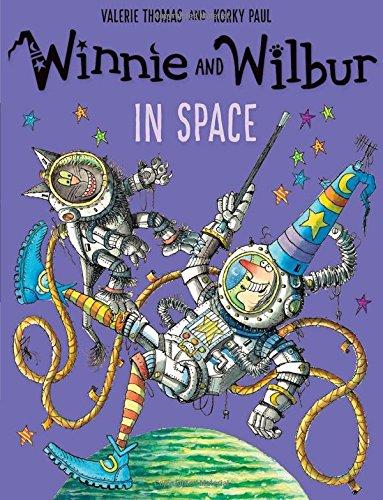 Thomas, V: Winnie and Wilbur in Space