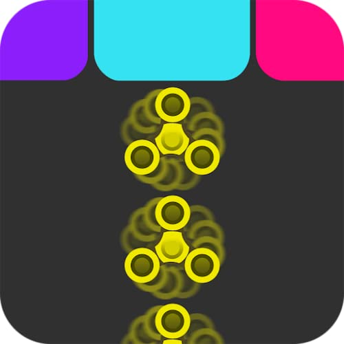 Bloques VS Fidget Spinner: Juego de serpiente gratis