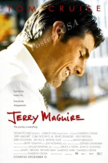 Posters USA - Tom Cruise Jerry Maguire Movie Poster GLOSSY FINISH - FIL174 (24