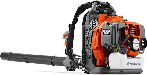 Husqvarna-150BT,-50.2cc-2-Cycle-434-CFM-251-MPH-Professional-2-Cycle-Gas-Backpack-Leaf-Blower