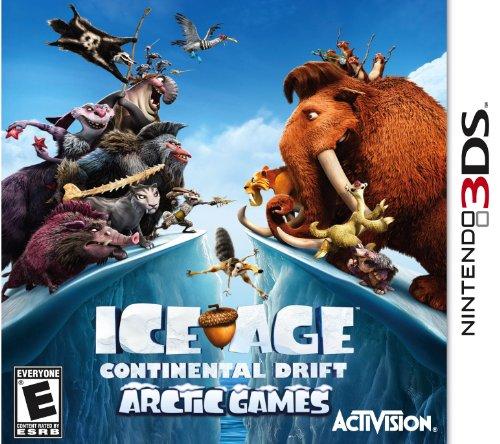 Activision Ice Age - Juego (DS3, Nintendo 3DS, Familia, E (para todos))
