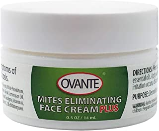 Demodex Mite Eliminating Face Cream for Treatment of Human Demodicosis | Extra Strength | - 0.5 oz