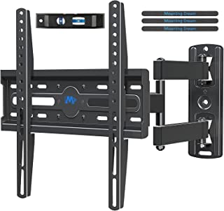 Mounting Dream TV Mount Full Motion with Perfect Center Design for 26-55 Inch LED, LCD, OLED Flat Screen TV, TV Wall Mount...