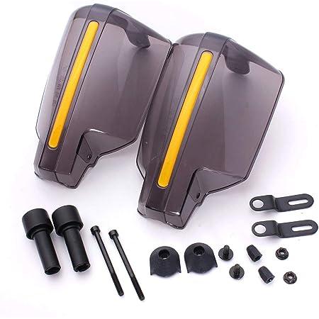 Jennifer Motorrad Atv Fahrrad Handschutz Handschutz Protector 22mm 7 8 Zoll Lenker Universal Kohlefaser Auto
