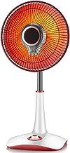 Calentador Hogar Ahorro de energía Oficina Cuarto de baño Estufa de Hornear Fibra de Carbono Luz Oscura Calefacción, Elevación Ajustable, Poder de Descarga