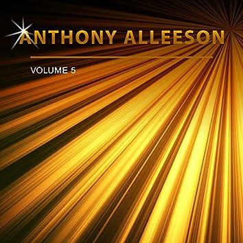 Anthony Alleeson, Vol. 5