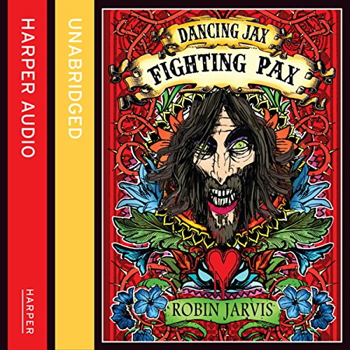 Dancing Jax: Fighting Pax cover art