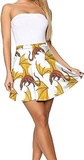 Design Theme Summer Women's Shorts Skirt Fox