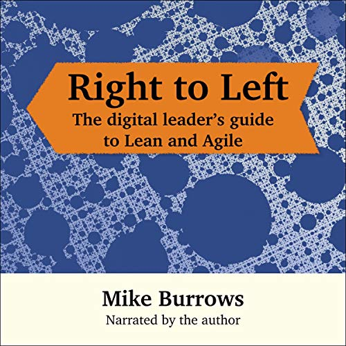 Right to Left Audiobook By Mike Burrows cover art