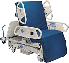 Hill-Rom Total Care P1900 Hospital Bed with Foam Mattress and Scale