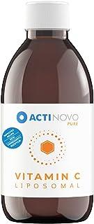 Vitamina C Liposomal | alta concentración | para tu sistema inmunológico | 200 ml | dosis diaria 1000 mg
