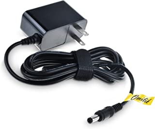 Omilik 9V 6FT AC to DC Adapter Replacement Charger fit Leapfrog LeapPad 2 and LeapPad 1 Tablets, LeapsterGS Explorer, Leap...
