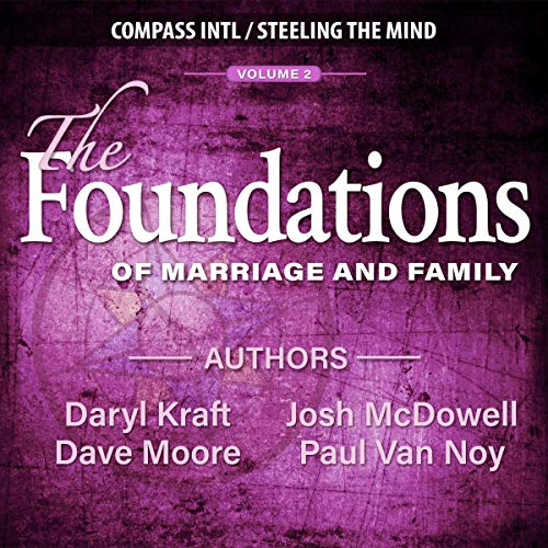 The Foundations of Marriage and Family, Volume 2  By  cover art