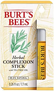 Burt's Bees Herbal Complexion Stick 0.26 oz (Pack of 4)