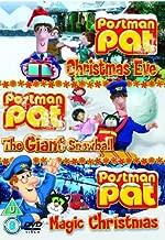 Postman Pat - Christmas Triple Set Postman Pat's Christmas Eve / Postman Pat's Ice'Capade / Postman Pat Goes Undercover / Postman Pat's NON-USA FORMAT, PAL, Reg.2 United Kingdom