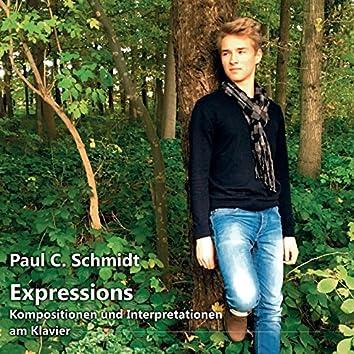 Expressions (Kompositionen und Interpretationen am Klavier)