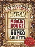 Collezione Baz Luhrmann - Australia + Moulin Rouge + Romeo+Giulietta(3DVD+CD)