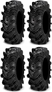 Full set of ITP Cryptid (6ply) 30x10-14 ATV Tires (4)