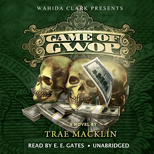 The Game of GWOP audiobook cover art