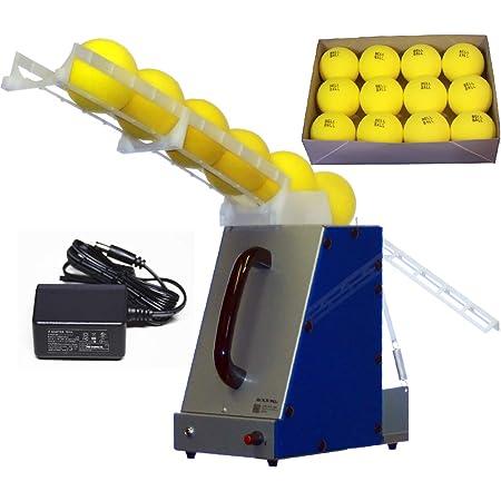 BoltonPlus スポンジボール用バッティングマシン(ボール1ダース、ACアダプタ付) SP-01-1