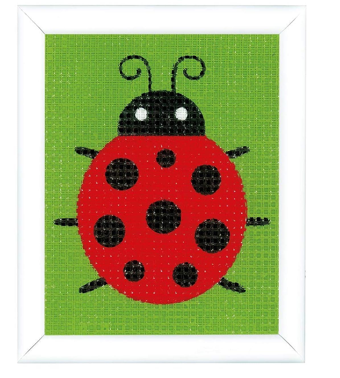Vervaco Tapestry Kit: Ladybug